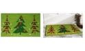 "Home & More Christmas Trio 17"" x 29"" Coir/Vinyl Doormat"