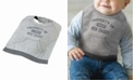 Lillian Rose Property of Daddy Baby Bib