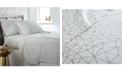 Southshore Fine Linens Geometric Maze 4 Piece Printed Sheet Set, Twin/Long