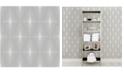 "Brewster Home Fashions Starlight Diamond Wallpaper - 396"" x 20.5"" x 0.025"""