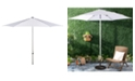 Safavieh Hurst 9' Push Up Umbrella