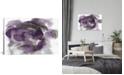 "iCanvas Amethyst Flow Ii by Kristina Jett Wrapped Canvas Print - 18"" x 26"""