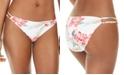Roxy Juniors' Lahaina Bay Printed Bikini Bottoms