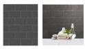 "Advantage 20.5"" x 369"" Neale Subway Tile Wallpaper"