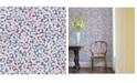"A-Street Prints 20.5"" x 396"" Giverny Miniature Floral Wallpaper"