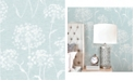 "Advantage 20.5"" x 369"" Garvey Light Dandelion Wallpaper"