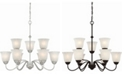 Volume Lighting Hammond 9-Light Hanging Chandelier