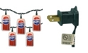 Northlight 10 Classic Pepsi Can Novelty Christmas Lights - 12 ft White Wire