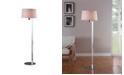 "Artiva USA Urban 60"" Modern Metal Floor Lamp"