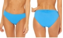 Bleu by Rod Beattie Solid Ruched-Back Bikini Bottoms