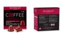 Bestpresso Coffee Verona Flavor 20 Capsules per Pack for Nespresso Original Machine