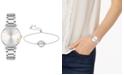 COACH Women's Perry Stainless Steel Bracelet Watch 28mm Gift Set