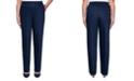 Alfred Dunner Easy Street Pull-On Pants