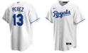 Nike Men's Salvador Perez Kansas City Royals Official Player Replica Jersey
