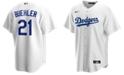 Nike Men's Walker Buehler Los Angeles Dodgers Official Player Replica Jersey
