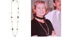 Grace Kelly Collection 18k Gold Plated Rue De Paris Necklace
