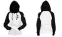 5th & Ocean Chicago White Sox Women's Zip-Up Contrast Hoodie