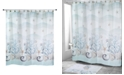 Avanti Coastal Terrazzo Shower Curtain