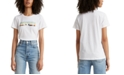 Levi's Cotton Printed-Logo T-Shirt