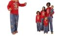 Munki Munki Matching Toddler Star Wars Holiday Chewbacca Family Pajama Set