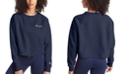 Champion Women's Campus Cropped Fleece Sweatshirt