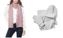 INC International Concepts INC Chevron Knit Muffler Scarf, Created for Macy's