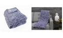"THRO Belinda Batik Printed Loft Fleece Decorative 70"" x 50"""