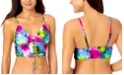 California Waves Juniors Cami Bikini Top, Created for Macy's