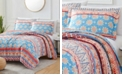 Olivia Gray Georgetown Rayna 3-Piece Reversible Quilt Set, Queen