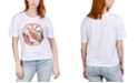 Rebellious One Juniors' Desert Graphic T-Shirt