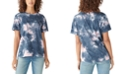 Lucky Brand Cotton Tie-Dyed Relaxed T-Shirt
