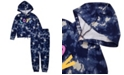 Belle Du Jour Big Girls Hoodie and Jogger, Set of 2