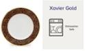 "Noritake ""Xavier Gold"" Accent Plate, 9"""