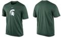 Nike Men's Michigan State Spartans Dri-FIT Logo Legend T-Shirt