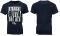 New World Graphics Men's Georgia Tech Yellow Jackets Straight Outta T-Shirt