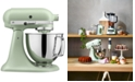 KitchenAid CLOSEOUT! 5-Qt. Architect Series Tilt-Head Stand Mixer KSM150APS