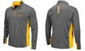 Colosseum Men's Wichita State Shockers Ridge Runner Quarter-Zip Pullover