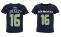 Outerstuff Tyler Lockett Seattle Seahawks Mainliner Player T-Shirt, Toddler Boys