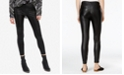 Free People Faux-Leather Leggings
