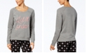 Jenni by Jennifer Moore Graphic Pajama Top, Created for Macy's