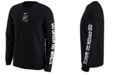 Nike Men's Michigan State Spartans Fresh Trainer Hook Long Sleeve T-Shirt