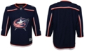 Authentic NHL Apparel Columbus Blue Jackets Premier Blank Jersey, Big Boys (8-20)