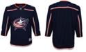 Authentic NHL Apparel Columbus Blue Jackets Premier Blank Jersey, Big Boys (8-20)
