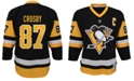 Authentic NHL Apparel Sidney Crosby Pittsburgh Penguins Player Replica Jersey, Big Boys (8-20)