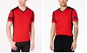 INC International Concepts I.N.C. Men's Colorblocked Speed T-Shirt, Created for Macy's