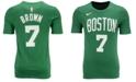 Nike Men's Jaylen Brown Boston Celtics Icon Player T-Shirt