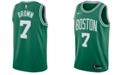 Nike Men's Jaylen Brown Boston Celtics Icon Swingman Jersey