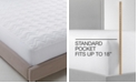 Martha Stewart Collection Classic King Mattress Pad, Created for Macy's