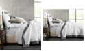 Hotel Collection CLOSEOUT! Grey Voile Quilted Coverlet & Sham Collection, Created for Macy's