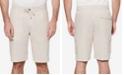Cubavera Men's Linen Blend Cargo Shorts